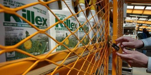Si vous décidez d'utiliser un pesticide,... (Photo André Tremblay, La Presse)