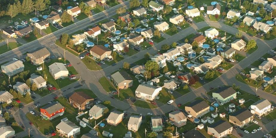 Plusieurs propriétaires de maison reçoivent des offrent d'achat... (Photothèque Le Soleil)