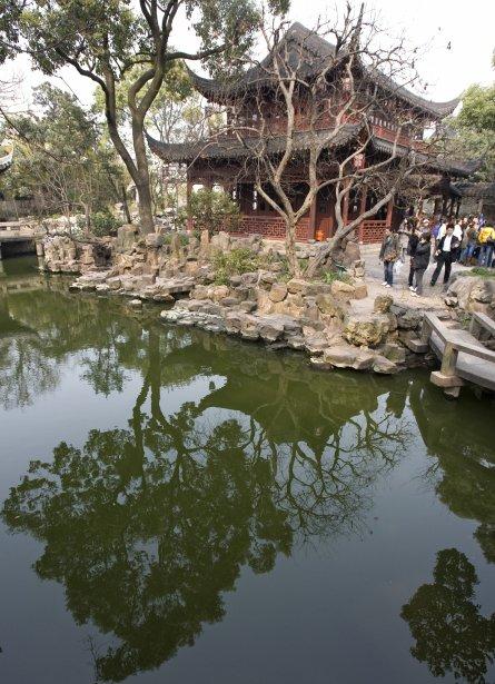 La chine de a z cyberpresse for Le jardin yuyuan