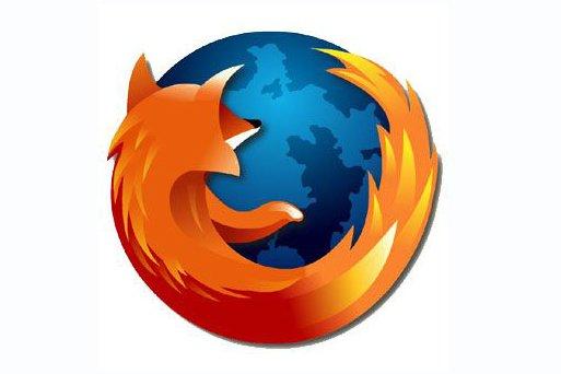 Le logo de Firefox...