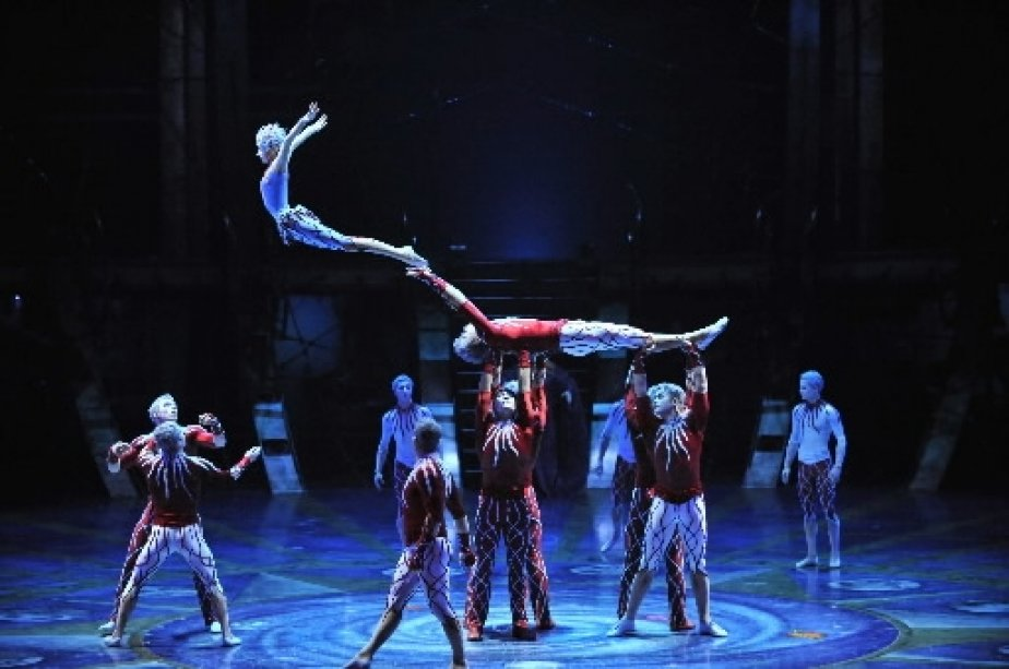 le cirque du soleil Buy your tickets online for cirque du soleil in las vegas go where imagination  knows no bounds with o, the beatles love, zumanity, kà, michael jackson.
