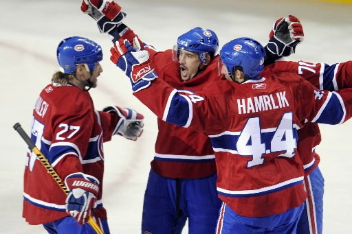 Le Canadien de Montréal fera face au Wild du Minnesota ce... (Photo: PhotosIn)