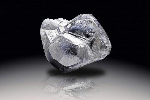 Un diamant brut de 478 carats, le vingtième plus... (Photo: Archives Reuters)