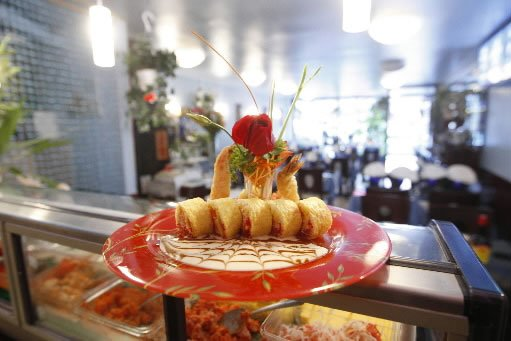 Si vous aimez les sushis mais que vous... (Photo: Martin Chamberland, La Presse)