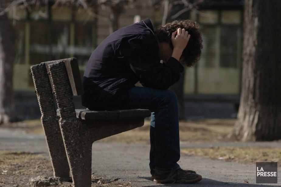 Un Québécois sur cinq affiche les symptômes d'une... (Photothèque La Presse)