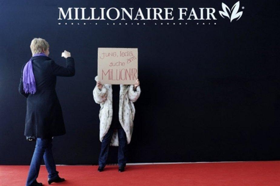 Recherche millionnaire celibataire