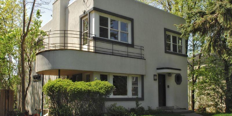La résidence a longtemps appartenue à une famille... (Photo fournie par l'arrondissement)