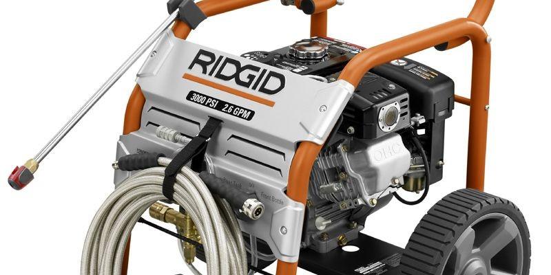 Laveuse à haute pression Ridgid, modèle RD80746... (Photo fournie par Ridgid)