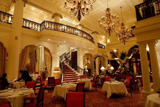 Le restaurant XO de l'hôtel St. James. Une... (Photo: Martin Chamberland, La Presse)