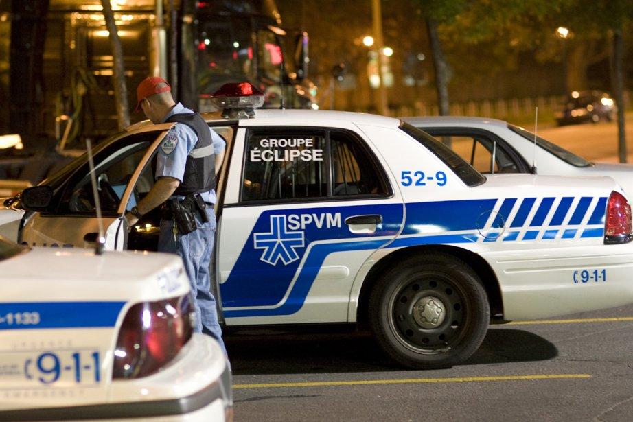 L'homme s'est fait tirer dessus possiblement par des... (Photo: Robert Skinner, La Presse)