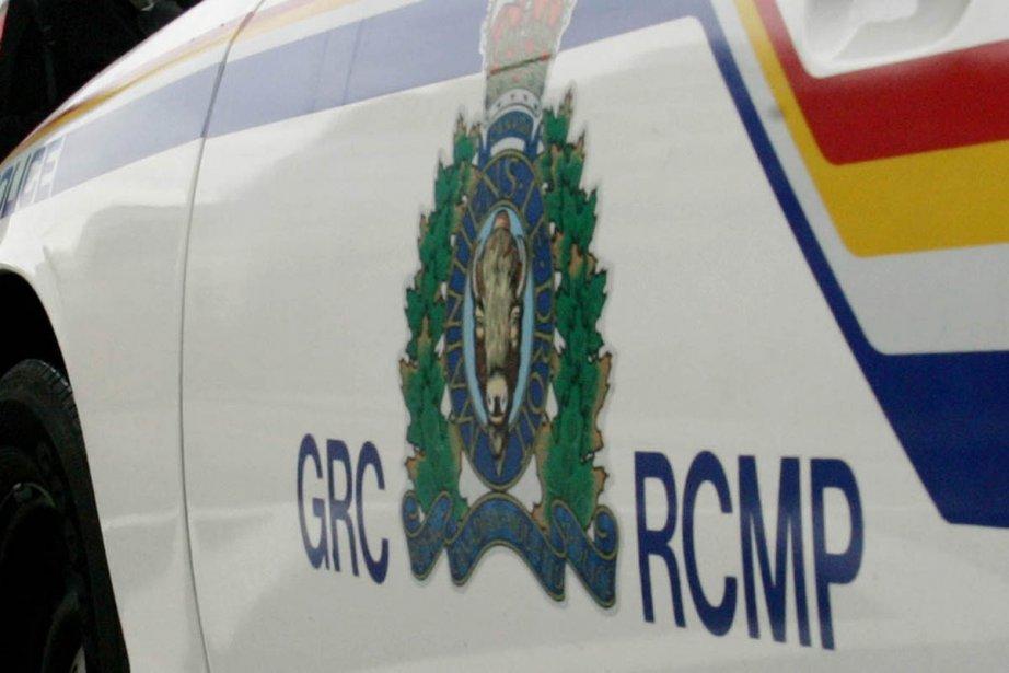 La Gendarmerie royale du Canada a arrêté cinq hommes en lien... (Archives PC)
