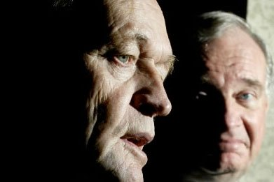 Jean Chrétien et Paul Martin... (Photo: Reuters)
