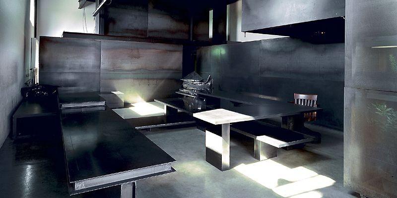Dans l'atelier-résidence du designer Jacques Bilodeau, autrefois un...
