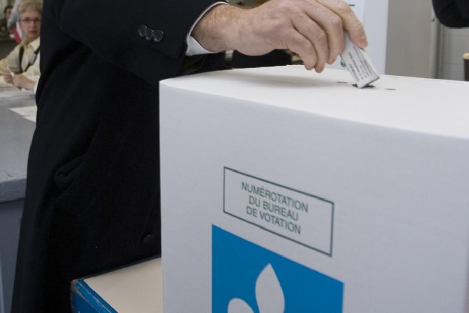 Des élections générales le 8 décembre coûteraient 83... (Archives La Presse)