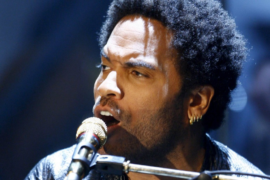 Le rockeur américain Lenny Kravitz était de passage au Centre... (Photo: Reuters)