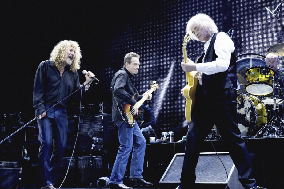 Le groupe de rock de légende Led Zeppelin va se reformer... (Photo: Getty Images)