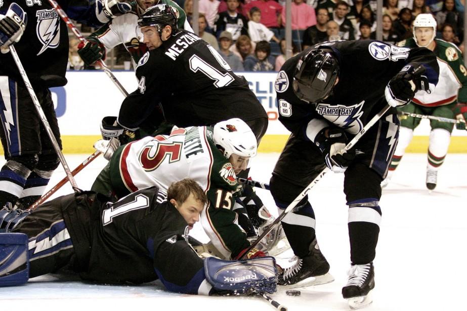 Ça va mal à Tampa. Les victoires se... (Photo: AP)