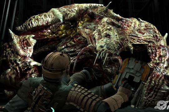 Le jeu Dead Space... (IGN.com)