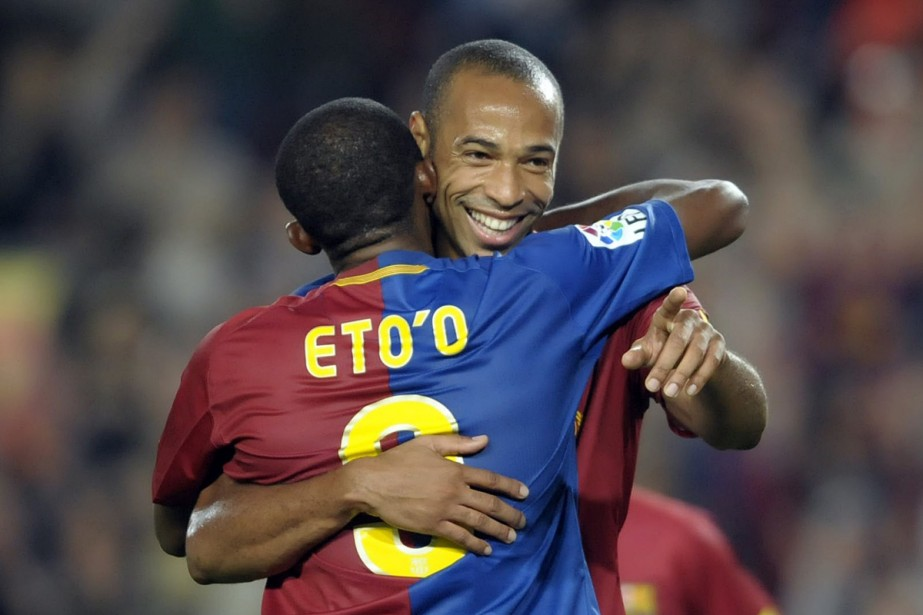 Thierry Henry... (Photo: AP)