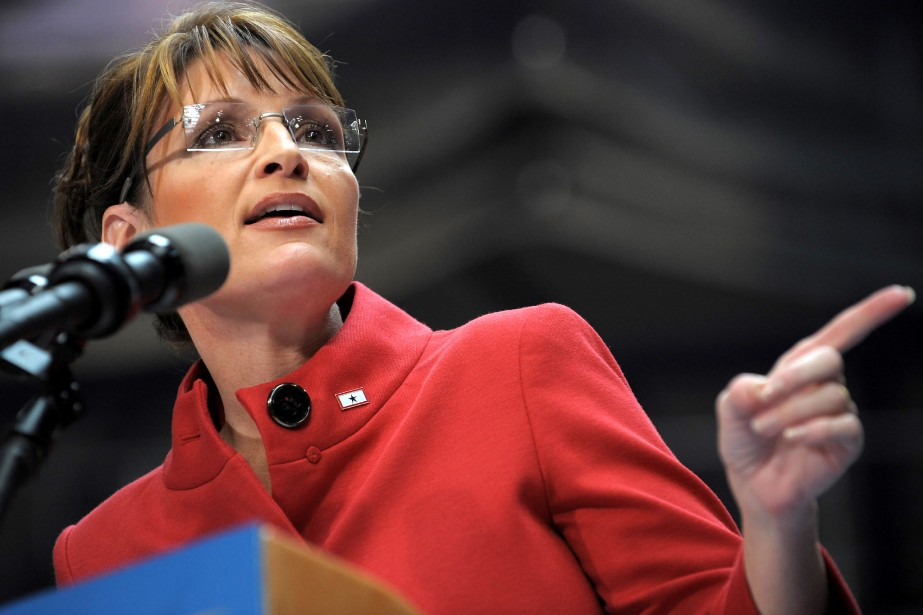 Les Américains pencheront-ils pour Sarah Palin, qui a... (Photo: AFP)