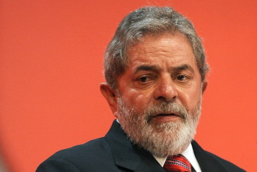 Luiz Inacio Lula da Silva... (Photo: AFP)