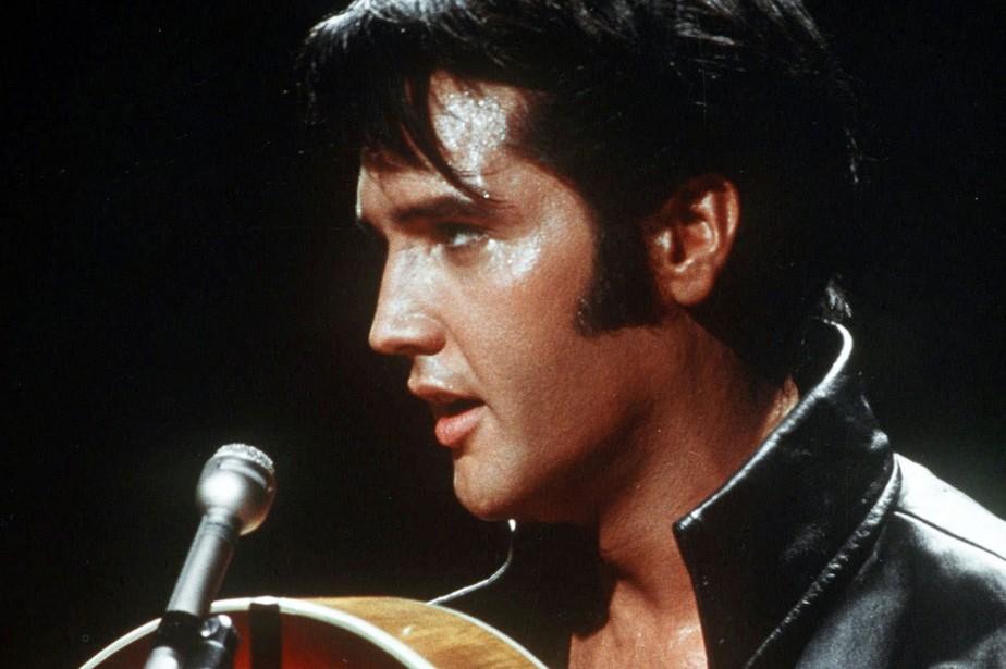 Elvis Presley... (Photo: archives AP)