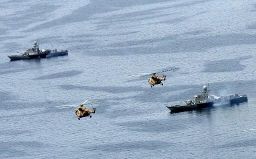 Le Golfe persique est une zone stratégique.... (Photo: AFP)