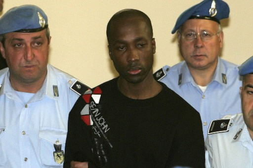Rudy  Hermann  Guede... (Photo: AP)