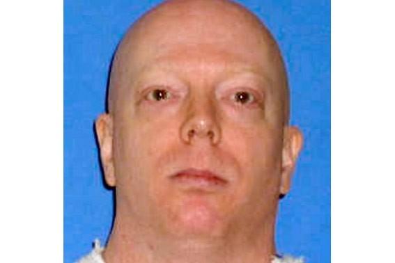 Eric Charles Nenno, 47 ans, condamné à mort pour le viol et le... (Photo: AP)