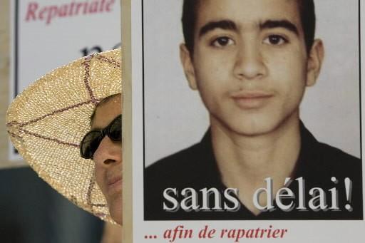 Le procès d'Omar Khadr, jeune Canadien... (Photo: David Boily, La Presse)