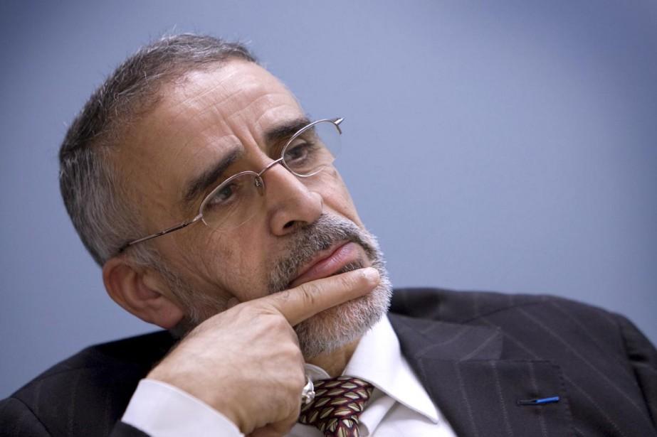 Djelloul Seddiki, directeur de l'Institut de théologie Al-Ghazalo... (Photo: Alain Roberge, La Presse)