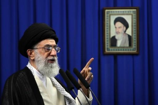 Ali Khamenei... (Photo: AP)