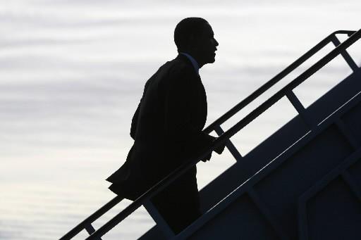 Les candidats à la Maison-Blanche ont continué mercredi leur... (Photo : Reuters)