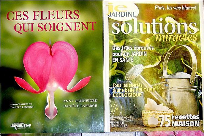 Un livre fait toujours un beau cadeau.www.jardinierparesseux.com... (Photo: le Soleil)