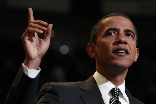 Le candidat démocrate à la Maison Blanche Barack Obama a... (Photo Reuters)