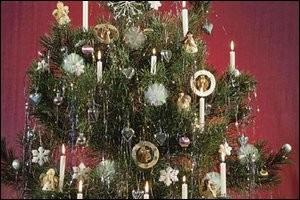 Quel est le sapin de Noël le plus écolo ? Le sapin de plastique ou le sapin...
