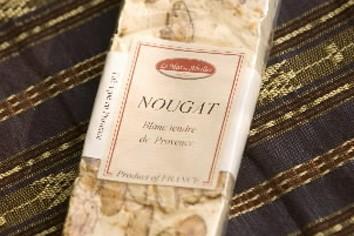 Le nougat blanc de Provence Le Mas des... (Photo: Alain Roberge, La Presse)