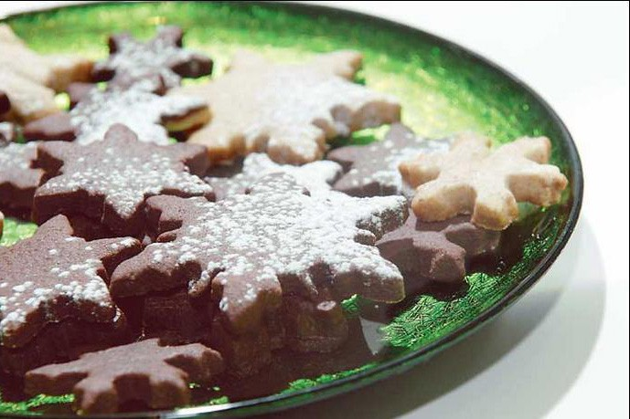 L'échange de biscuits, une activité populaire à l'approche... (Photothèque La Presse)