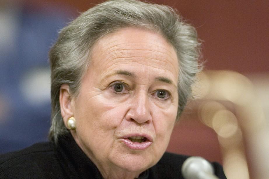 L'ex-lieutenante-gouverneure Lise Thibault fait présentement l'objet d'une préenquête.... (Photo La Presse Canadienne)