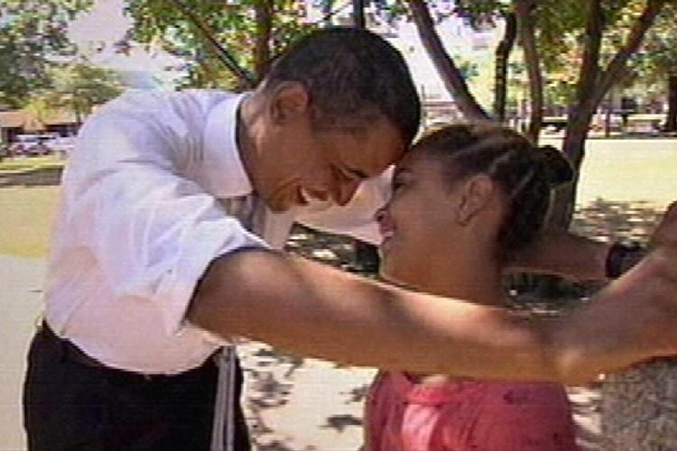 La publicité télévisée d'une demi-heure de Barack Obama... (Photo: AP)