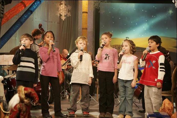 Les Fans chantent Noël... (Photo: Fournie par Christal Musik)