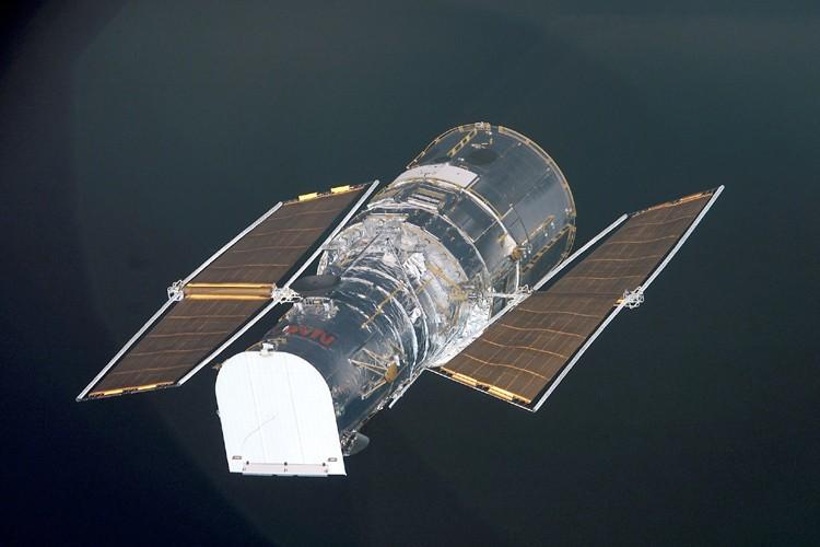 Le télescope Hubble... (Photo: AP)