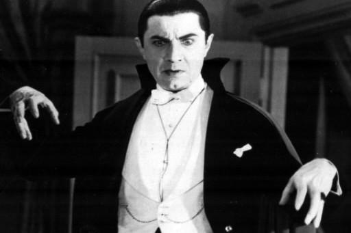 Bela Lugosi personnifiant le comte Dracula dans le... (Photo: archives AP)