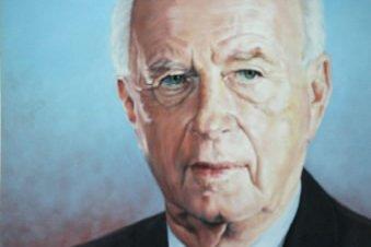 Yitzhak Rabin... (Photo: AFP)