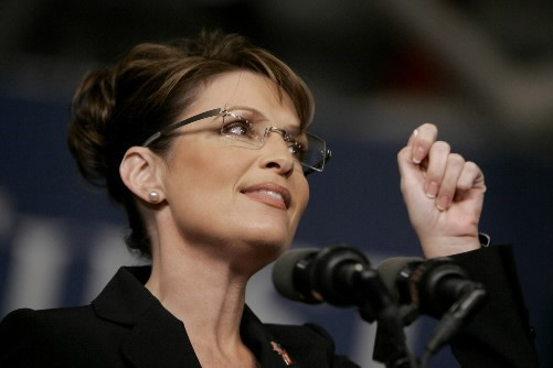 Sarah Palin... (Photo: AP)