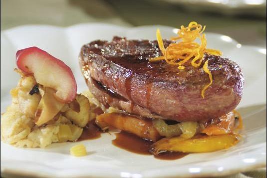 Portions: 6 (Photo tirée du livre La cuisine traditionnelle du Québec)