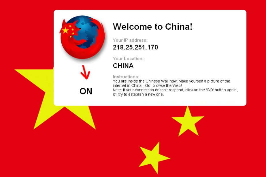L'extension China Channel...