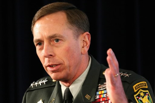 David Petraeus... (Photo: Bloomberg)