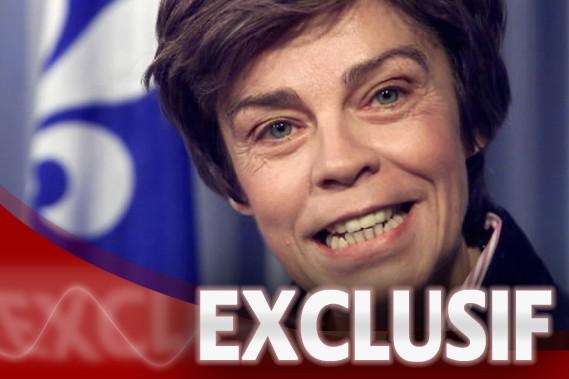 Ministre sous Jacques Parizeau, Rita Dionne-Marsolais se retire de la vie...
