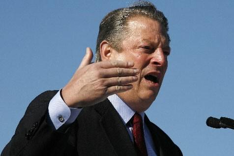 Al Gore... (Photo: Reuters)
